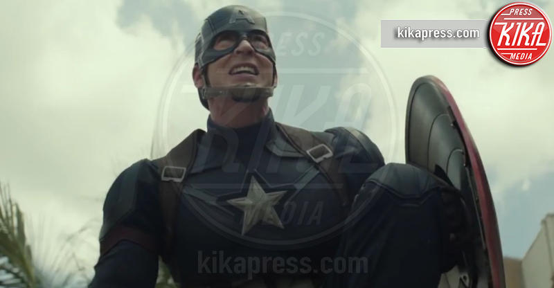 Captain America: Civil War - Hollywood - 25-11-2015 - Capitan America, Civil War: