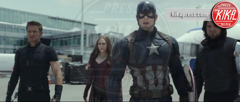 Captain America: Civil War - Hollywood - 25-11-2015 - Capitan America, Civil War: si scontrano i moderni Dei