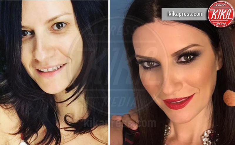 Laura Pausini - Milano - 25-11-2015 - Sexy anche senza un filo di trucco? Giudicate voi