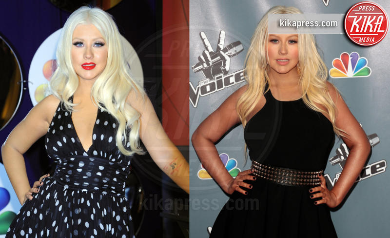 Christina Aguilera - 26-11-2015 - Tatuaggi: se ci lasciamo lo cancello!