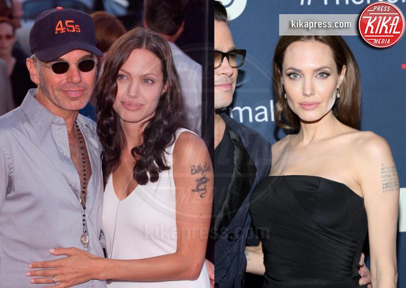 Angelina Jolie - 26-11-2015 - Tatuaggi: se ci lasciamo lo cancello!