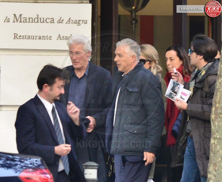 Richard Gere - Madrid - 26-11-2015 - Richard Gere, il lupo perde il pelo ma non il vizio