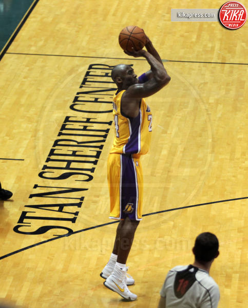 Kobe Bryant - Honolulu - 04-10-2015 - Kobe Bryant annuncia il ritiro:
