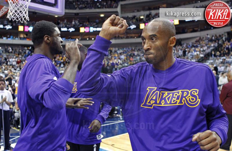 Kobe Bryant - Dallas - 13-11-2015 - Kobe Bryant annuncia il ritiro: