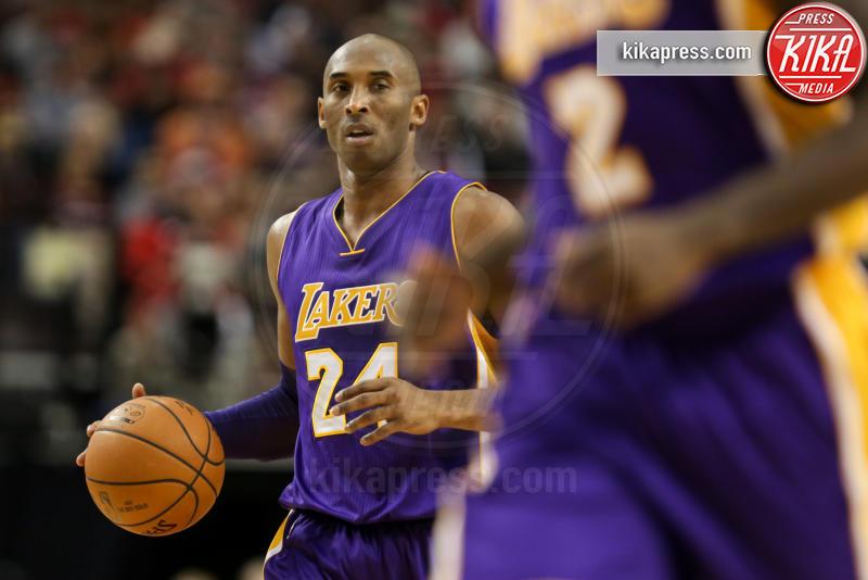 Kobe Bryant - 28-11-2015 - Kobe Bryant annuncia il ritiro: