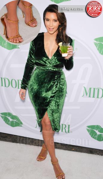 Kim Kardashian - 25-09-2012 - Ma che scarpe grandi che hai! Le star scelgono un numero in più