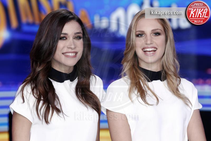 Ludovica Frasca, Irene Cioni - Milano - 30-11-2015 - Ludovica Frasca, senza il fidanzato si dà al gioco d'azzardo