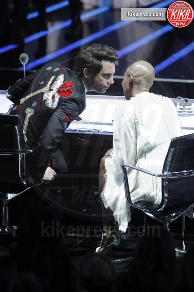 Mika, Skin - Milano - 03-12-2015 - X Factor: Mika lascia il ruolo di giudice