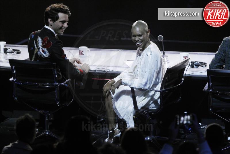 Skin - Milano - 03-12-2015 - X Factor: Mika lascia il ruolo di giudice