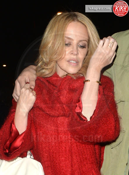 Kylie Minogue - Londra - 04-12-2015 - Kylie Minogue: