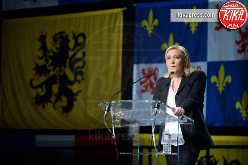 Marine Le Pen - Parigi - 06-12-2015 - Terremoto Le Pen in Francia, Front National primo partito