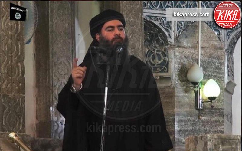 Abu Bakr al-Baghdadi - 09-12-2015 - Angela Merkel è la persona dell'anno per Time