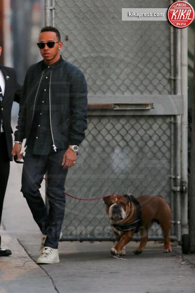 Lewis Hamilton - Los Angeles - 10-12-2015 - Star come noi: la vita non è la stessa senza un cane