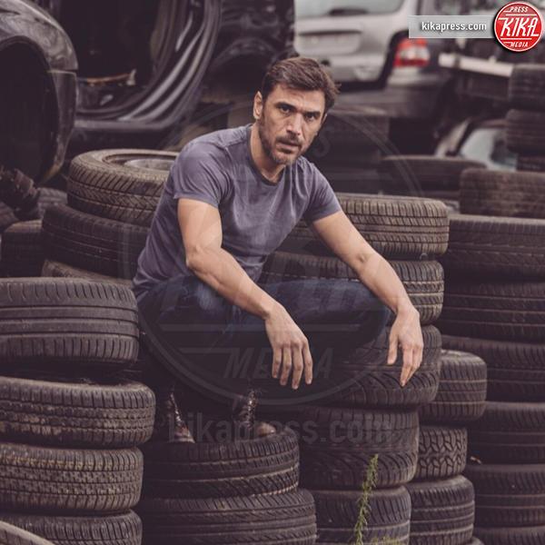 Francesco Stella - Milano - 10-12-2015 - Francesco Stella, le prime foto dal set di Solo per Amore 2