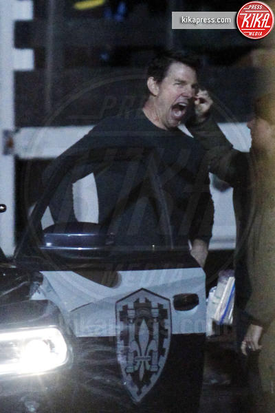 Tom Cruise - New Orleans - 09-12-2015 - Star come noi: come resistere a uno sbadiglio?