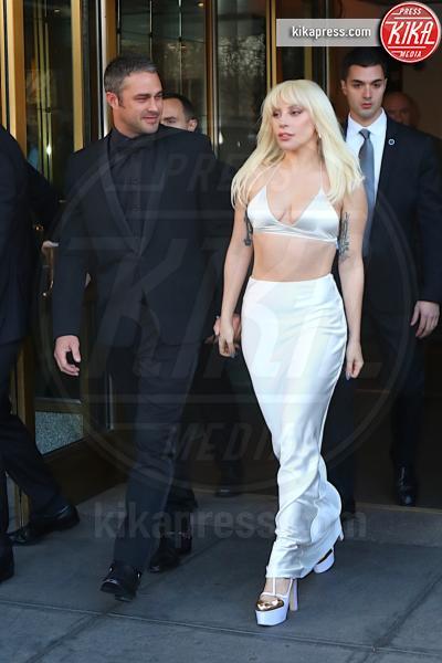Taylor Kinney, Lady Gaga - New York - 11-12-2015 - Lady Gaga e Taylor Kinney si sono lasciati