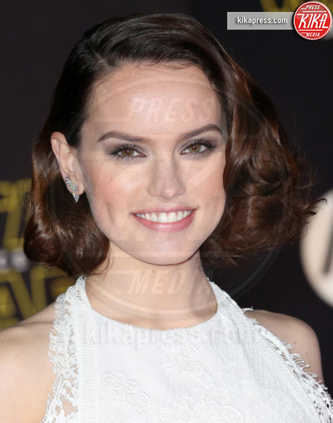 Daisy Ridley - Hollywood - 15-12-2015 - Star Wars VIII, sarà lei ad affiancare Daisy Ridley?