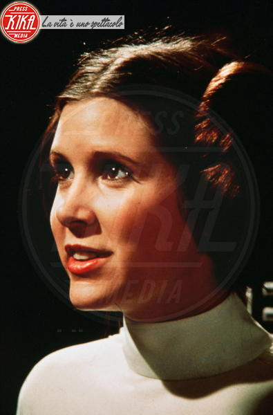 Leia Organa, Star Wars, Carrie Fisher - Los Angeles - 23-02-2017 - Carrie Fisher, pubblicato il certificato di morte ufficiale