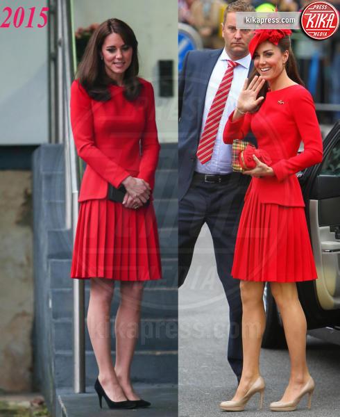 Kate Middleton - Stasera non sai cosa mettere? Ricicla, fai come loro!