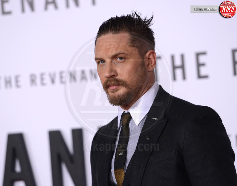 Tom Hardy - Hollywood - 17-12-2015 - Tom Hardy: la prima foto dal set nei panni di Al Capone