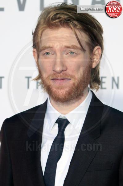 Domhnall Gleeson - Los Angeles - 16-12-2015 - Star Wars 8: nel cast anche Benicio Del Toro e Laura Dern
