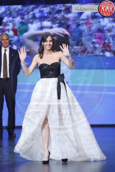 Flavia Pennetta - Milano - 18-12-2015 - Amal Clooney incinta! Ecco le star che saranno mamme nel 2017