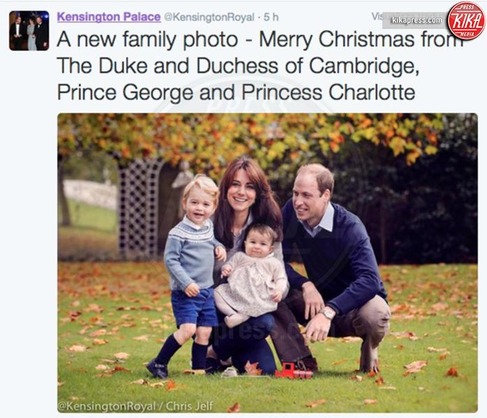Principessa Charlotte Elizabeth Diana, Principe George, Principe William, Kate Middleton - Londra - 18-12-2015 - George e Charlotte tra paggetti e damigelle: le foto più belle
