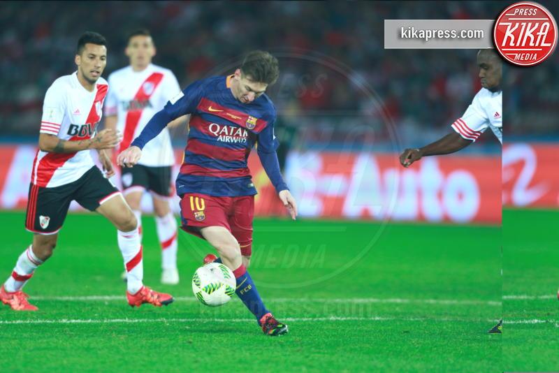 Lionel Messi - Yokohama - 20-12-2015 - Pogba-Messi, che coppia! La foto è già virale