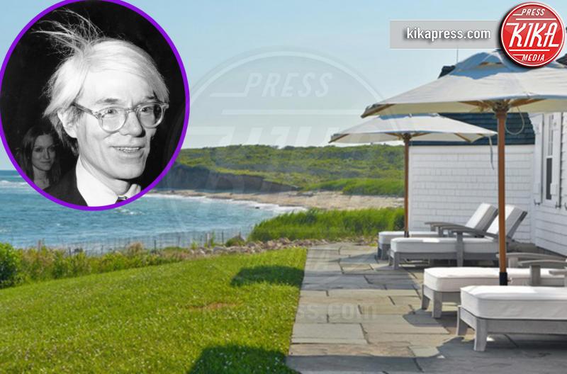 Casa Andy Warhol, Andy Warhol - Hamptons - 21-12-2015 - Cifra record per la casa di Andy Warhol: 50 milioni di dollari!