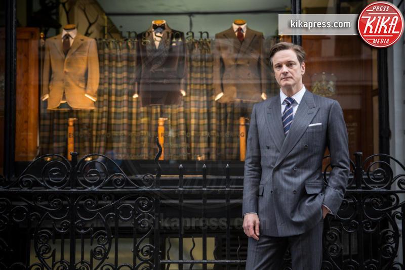 The Secret Service, Colin Firth - Hollywood - 28-12-2015 - Colin Firth a un passo da Kursk, il nuovo film di Vinterberg