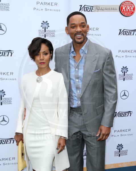 Will Smith, Jada Pinkett Smith - Palm Springs - 03-01-2016 - Cruz-Bardem & co: gli amori più romantici dello showbiz