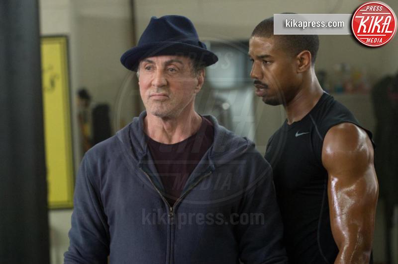 Creed, Michael B. Jordan, Sylvester Stallone - Los Angeles - 07-01-2016 - Sylvester Stallone: Migliore attore non protagonista