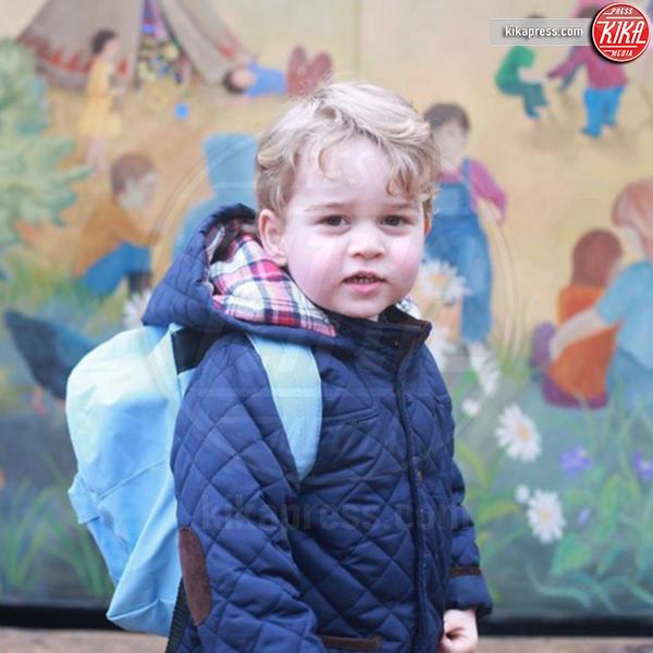 Principe George - Norfolk - 08-01-2016 - Principino George: le sette foto che lo hanno resto una star