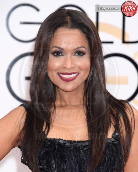Tracey Edmonds - Beverly Hills - 10-01-2016 - Golden Globe 2016: gli arrivi sul red carpet