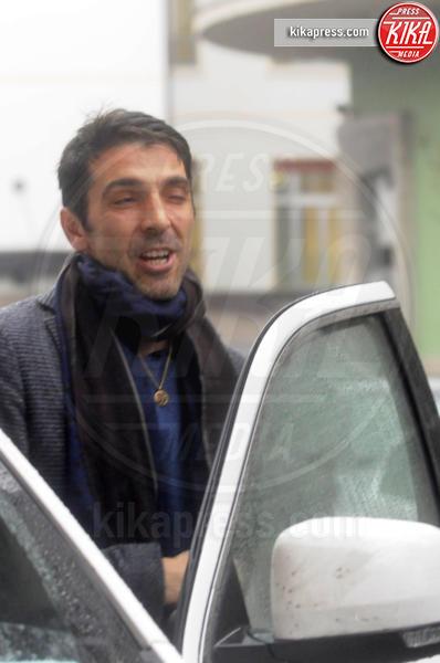 Gianluigi Buffon - Torino - 09-01-2016 - Gigi Buffon-Ilaria D'Amico: ecco le prime foto da neogenitori