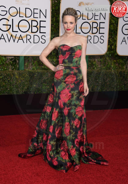 Rachel McAdams - Beverly Hills - 10-01-2016 - Le celebrity? Sul red carpet e fuori sono regine di... fiori!
