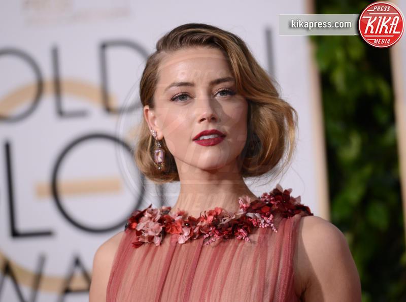 Amber Heard - Beverly Hills - 10-01-2016 - Sean Penn e Amber Heard, il nuovo amore di Hollywood