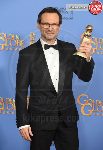 Christian Slater - Beverly Hills - 10-01-2016 - Mr Robot, dal 3 marzo in tv su Mediaset Premium