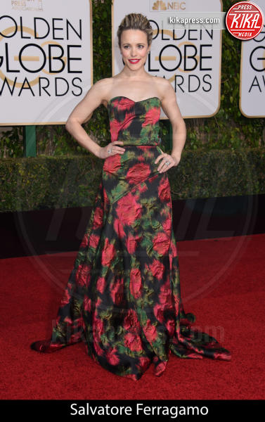 Rachel McAdams - Beverly Hills - 10-01-2016 - Golden Globe 2016: gli stilisti sul red carpet