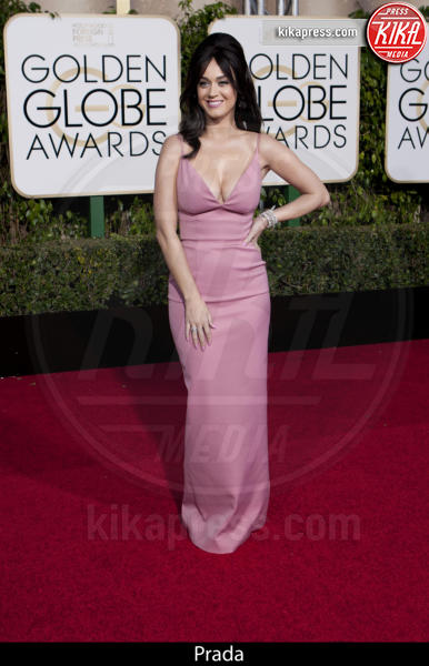 Katy Perry - Beverly Hills - 10-01-2016 - Golden Globe 2016: gli stilisti sul red carpet
