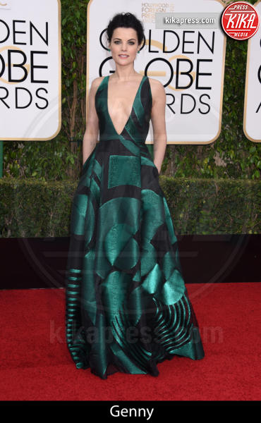 Jaimie Alexander - Beverly Hills - 10-01-2016 - Golden Globe 2016: gli stilisti sul red carpet