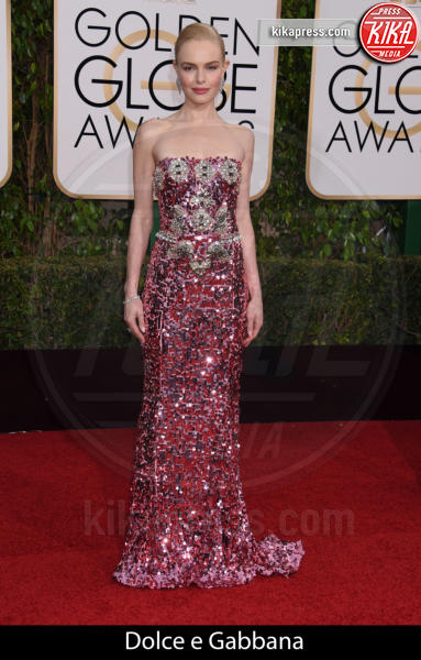 Kate Bosworth - Beverly Hills - 10-01-2016 - Golden Globe 2016: gli stilisti sul red carpet