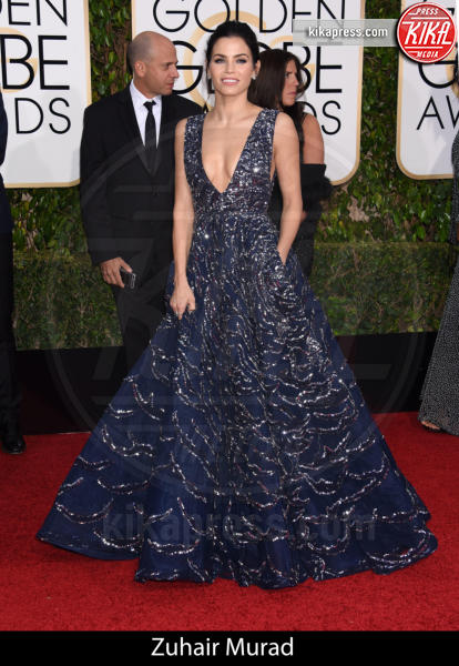 Jenna Dewan - Beverly Hills - 10-01-2016 - Golden Globe 2016: gli stilisti sul red carpet