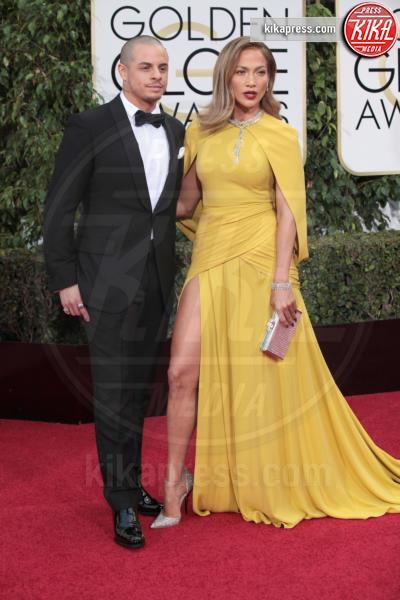 Casper Smart, Jennifer Lopez - Beverly Hills - 10-01-2016 - Auguri Jennifer Lopez: amori, successi e miracoli della diva