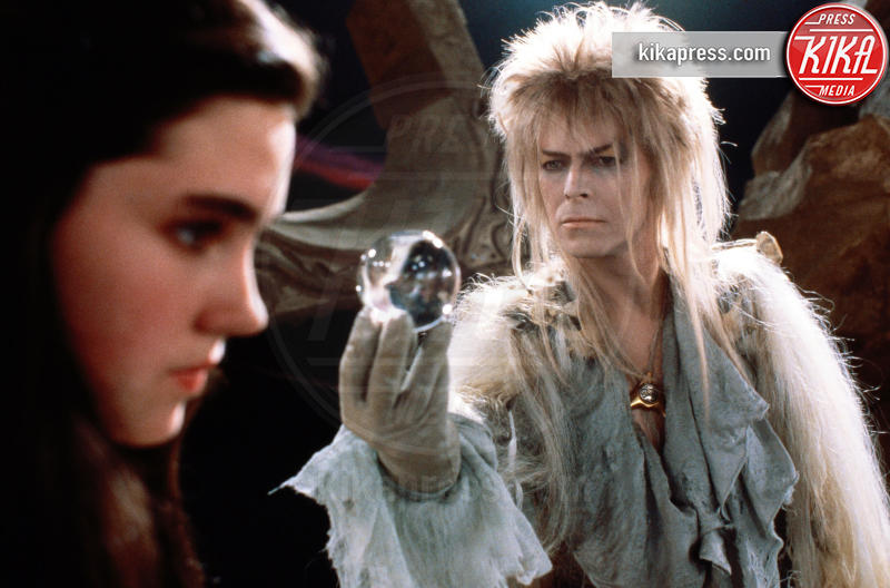 Labyrinth, David Bowie, Jennifer Connelly - Buckinghamshire - 27-06-1986 - Dai Goonies a Stranger Things: le piccole canaglie dominano!