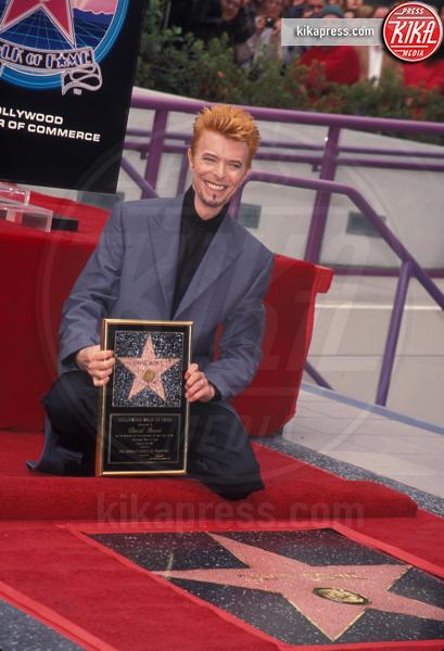 David Bowie - Hollywood - 12-02-1997 - David Bowie, l'uomo che cadde sulla Terra