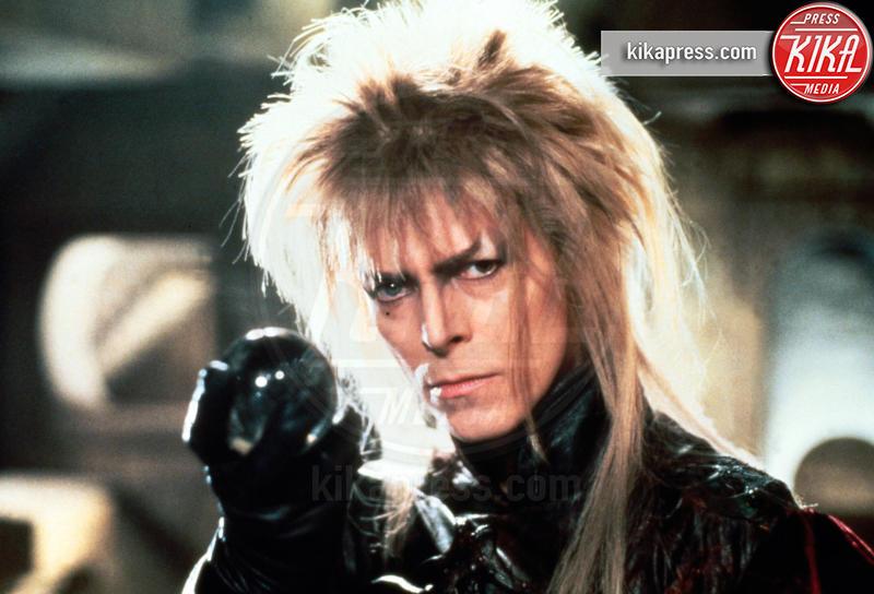 Labyrinth, David Bowie - Buckinghamshire - 27-06-1986 - David Bowie, l'uomo che cadde sulla Terra