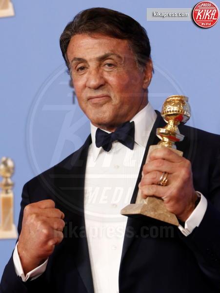 Sylvester Stallone - Los Angeles - 11-01-2016 - Altro che morto! Stallone rivela il primo poster di Creed 2