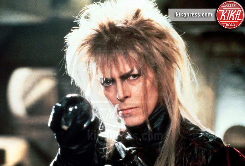 Labyrinth, David Bowie - 11-01-2016 - David Bowie, l'uomo che cadde sulla Terra