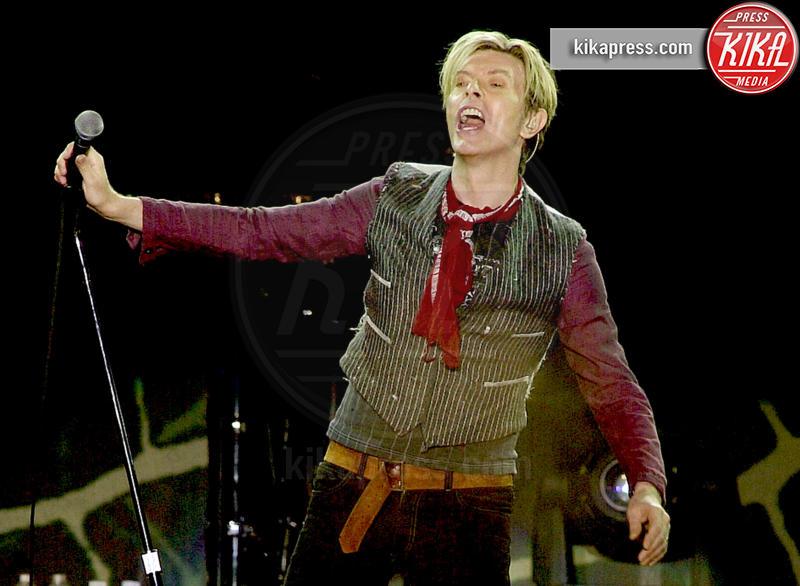 David Bowie - Milano - 12-01-2002 - David Bowie, l'uomo che cadde sulla Terra